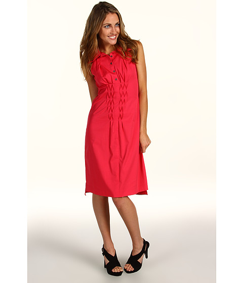 Rochii Elie Tahari - Ramsy Dress - Fiery Red