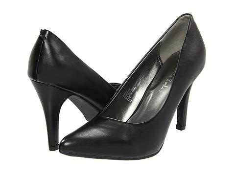 Pantofi Gabriella Rocha - Saber - Black Smooth PU