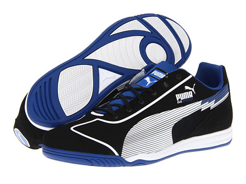 Adidasi PUMA - evoSPEED Star - Black/White/Monaco Blue