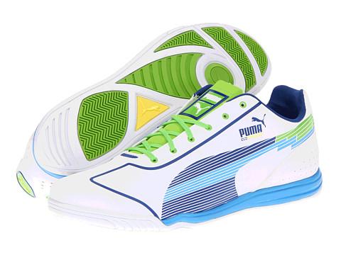 Adidasi PUMA - evoSPEED Star - Monaco Blue/Jasmine Green