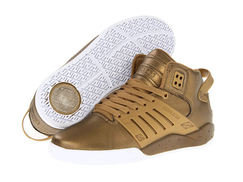 Adidasi Supra - Skytop III - Gold Leather