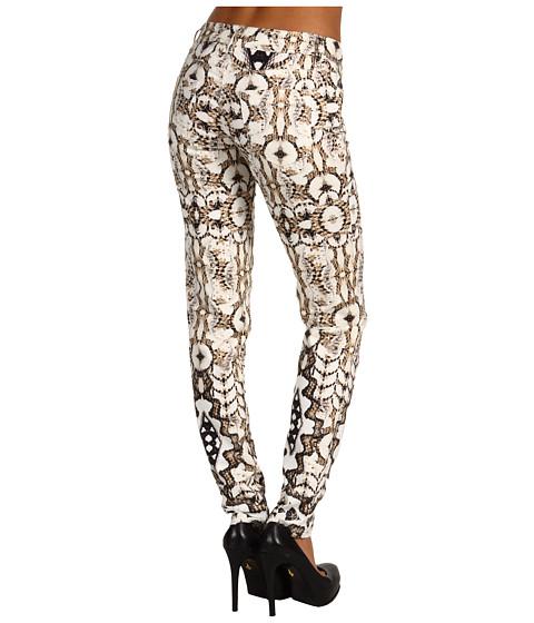 Pantaloni Just Cavalli - Apache Printed Pants - Cream