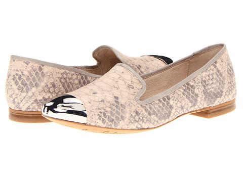 Pantofi Sam Edelman - Astor - Black/White Snake