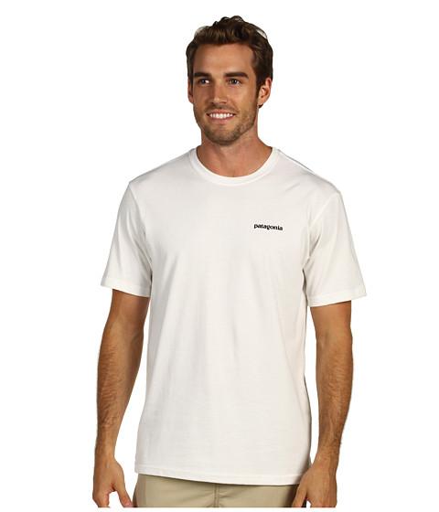 Tricouri Patagonia - Piton Evolution T-Shirt - White