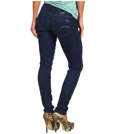 Blugi G-Star - Arc Super Skinny Jean in ITO Super Stretch Dark Aged - ITO Super Stretch Dark Aged