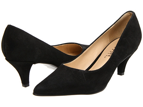 Pantofi Christin Michaels - Jezebel - Black Suede
