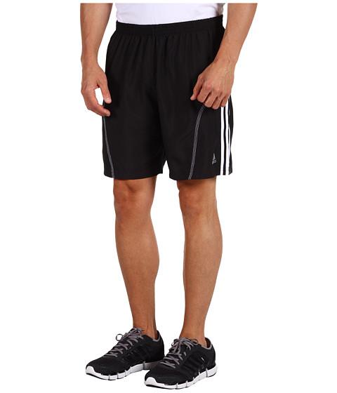 "Pantaloni adidas - responseî 7\"" Short - Black/White"