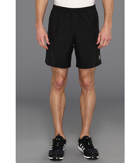 "Pantaloni adidas - responseî 7\"" Short - Black/Tech Onix"