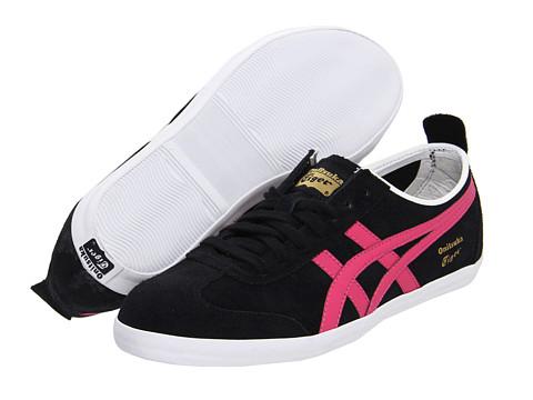 Adidasi ASICS - Mexico 66Ã'® Vulc SU - Black/Pink