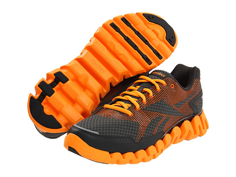 Adidasi Reebok - ZigRhythm - Black/Maximum Orange/Orange Cast