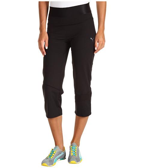 Pantaloni PUMA - Slim Capri - Black