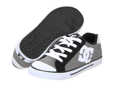 Adidasi DC - Chelsea W - White/Black/Basic