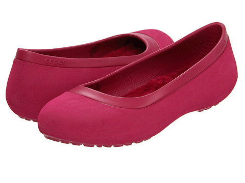 Balerini Crocs - Mammoth Flat - Pomegranate/Pomegranate