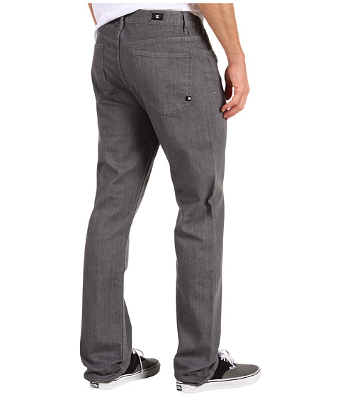 Pantaloni DC - Relaxed Fit Jean - Grey Rinse