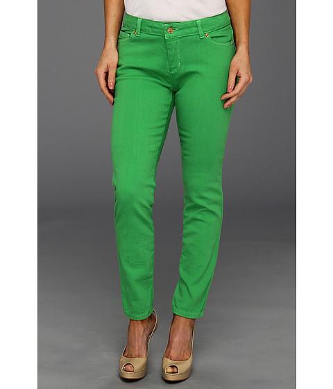 Blugi Michael Kors - Petite Colored Skinny Jean - Fresh Green