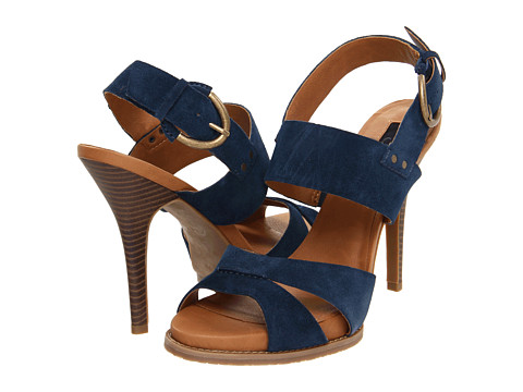 Sandale Calvin Klein - Steph - Blue Suede
