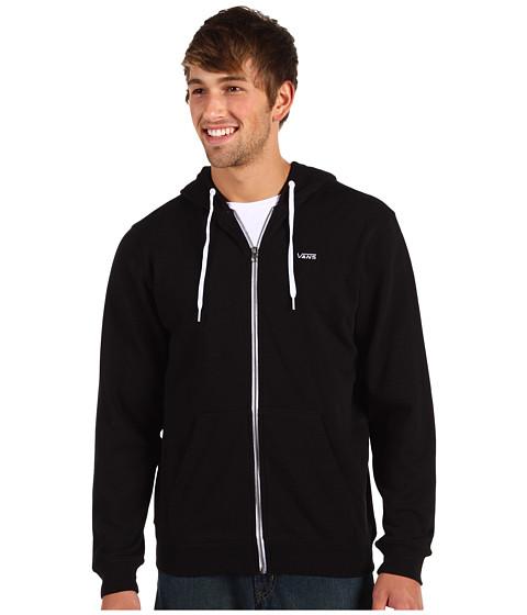 Bluze Vans - Core Basics Zip Hoodie II - Black