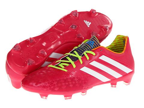 Adidasi adidas - predator® Absolion LZ TRX FG - Vivid Berry S14/Running White FTW/Solar Slime
