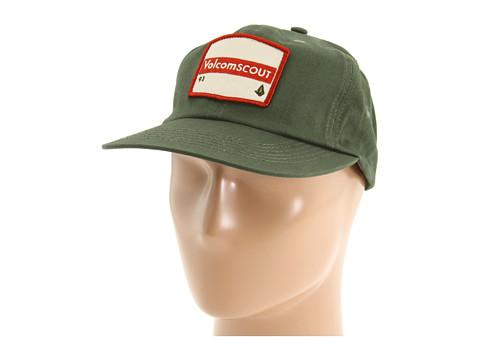 Sepci Volcom - Mission Service Hat - Olive