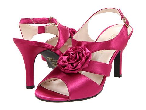 Sandale Bouquets - Jinx - Fuchsia Satin