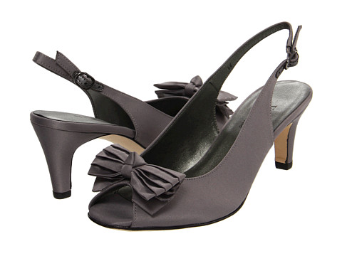 Pantofi Vaneli - Majella - Pewter Satin