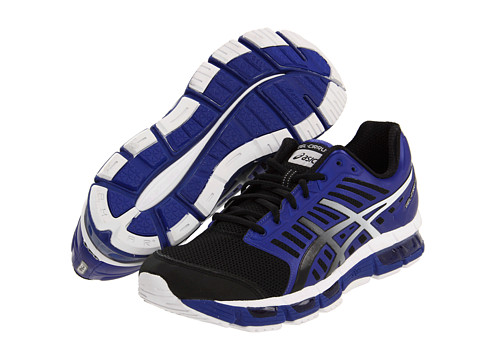 Adidasi ASICS - GEL-Cirrus33â⢠- Black/Onyx/Electric Blue