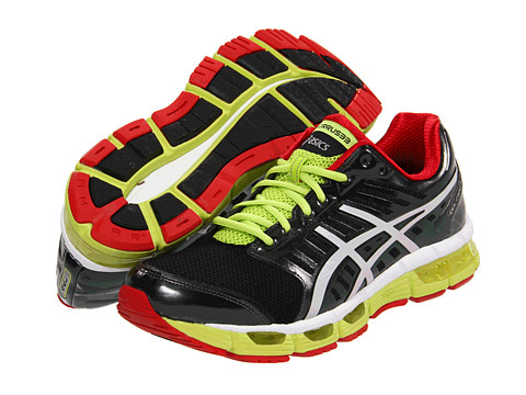 Adidasi ASICS - GEL-Cirrus33â⢠- Black/White/Red