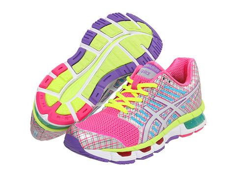 Adidasi ASICS - GEL-Cirrus33â⢠- Neon Pink/White/Purple