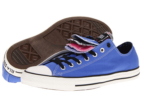 Adidasi Converse - Chuck Taylorî All Starî Multi-Tongue Ox - B. Blue