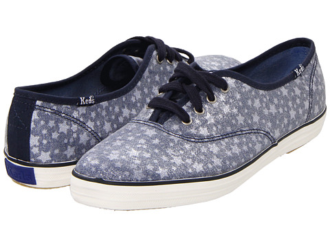 Balerini Keds - Champion Star - Navy