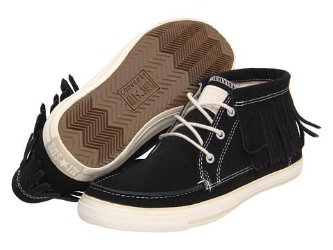 Adidasi Converse - All Star® Moccasin Mid - Black