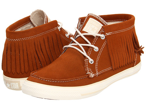 Adidasi Converse - All Star® Moccasin Mid - Glazed Ginger