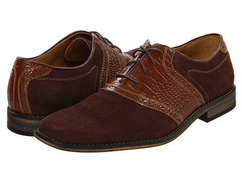 Pantofi Stacy Adams - Tyrus - Cognac/Brown