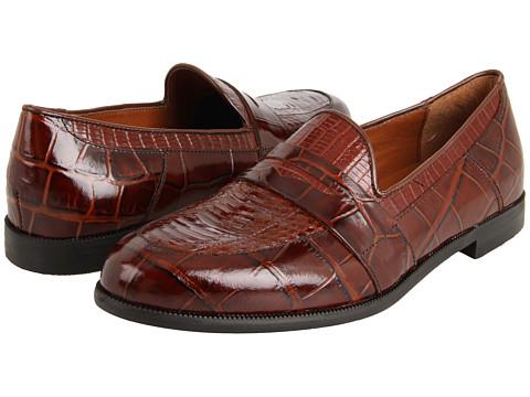 Pantofi Stacy Adams - Serafino A-Line Moc - Cognac