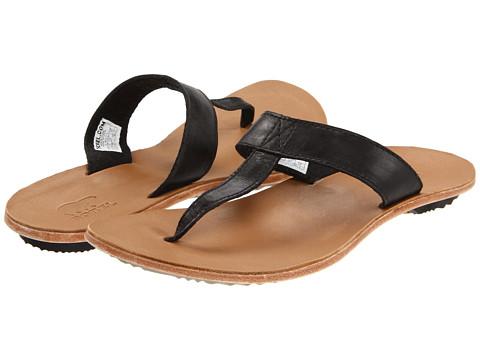 Sandale SOREL - Lake Slide - Black