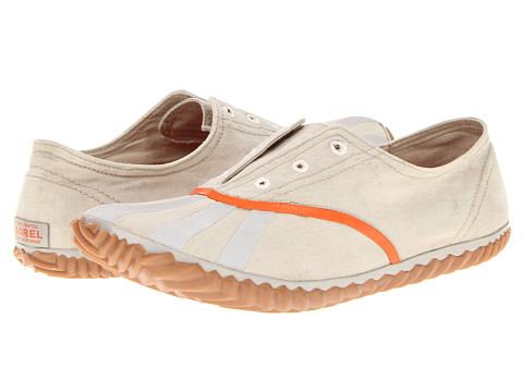 Pantofi SOREL - Picnic Plimsole - Light Cloud