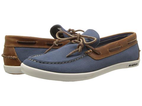 Pantofi SeaVees - 03/66 Sloop Moc - Shadow Blue