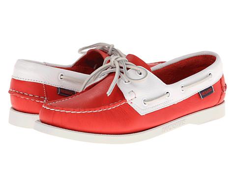 Pantofi Sebago - Spinnaker - Red/White