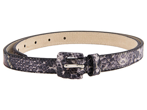 Curele Lodis Accessories - Covered Buckle Pant Belt - Fig