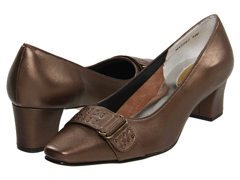 Pantofi Ros Hommerson - Berry - Bronze Nappa
