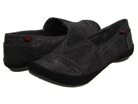 Pantofi Big Buddha - Breez - Black Glitter