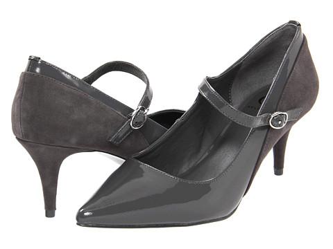 Pantofi Kelsi Dagger - Esta - Grey Patent Suede
