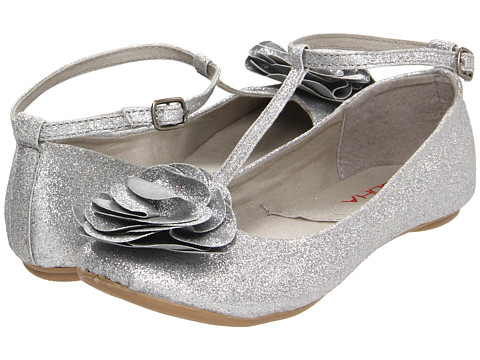 Balerini Big Buddha - Bold - Silver Glitter