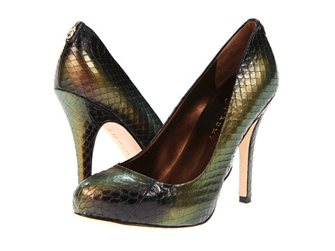 Pantofi Ivanka Trump - Pinkor - Rose Snake
