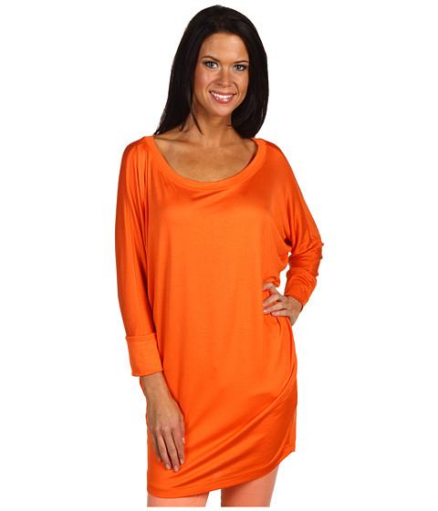 Bluze Culture Phit - Lara Modal Top - Orange
