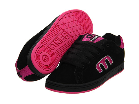 Adidasi etnies - Callicut 2.0 W - Black/Pink (Suede/Synthetic)