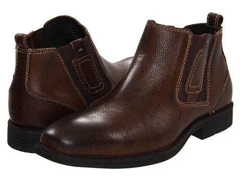 Ghete Steve Madden - Farris - Brown Leather