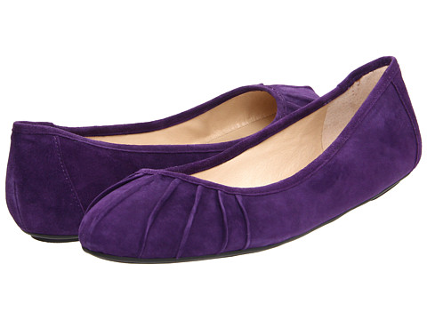 Balerini Nine West - Blustery - Purple Suede