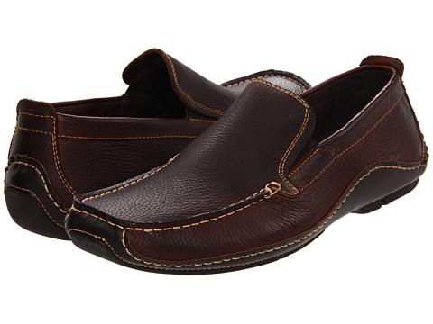 Pantofi Steve Madden - Wyott - Brown Leather