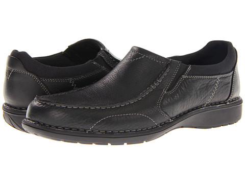 Pantofi Clarks - Sektor 45 Slip - Black Oily